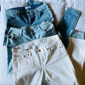 jeans bundle of 3 pair